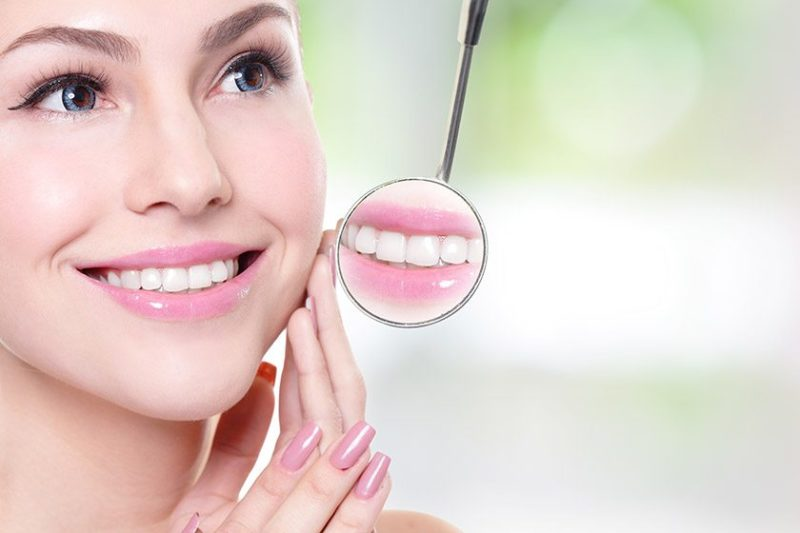 Lazerli diş tedavileri